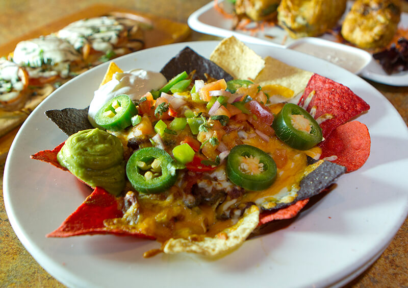 zodiac favorite foods nachos
